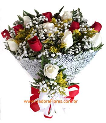 Cód: 5200                                                         Buquê Duo 15 Rosas