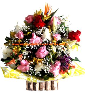 Cód: 5139                          Arranjo Jardim de Flores