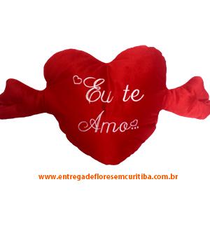 cod (5624) Coração Eu Te Amo M