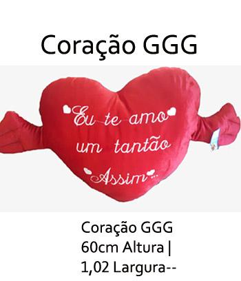 cod (5682)                   Coração Eu Te Amo GGG