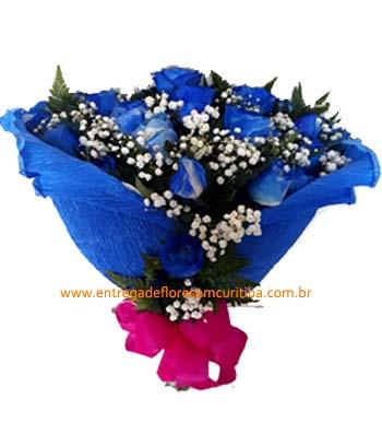 cod (5279)  Buquê azul